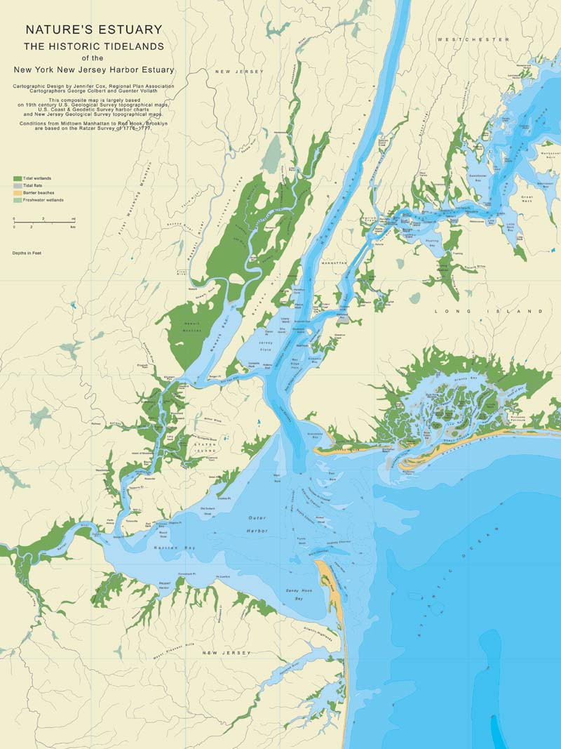 NYC Subway Map From Liberty Harbor RV To Columbia Stadium Grove - New york jersey map